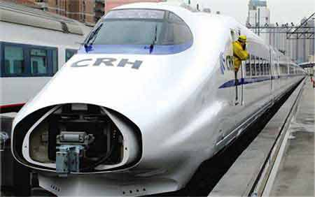 China to test its fastest
