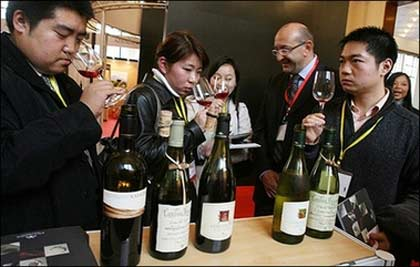 study of chinese wine consumption Direct investments in different wine producing countries concludes our study   the volume gain of 583 million liters of wine consumption in chinese market.