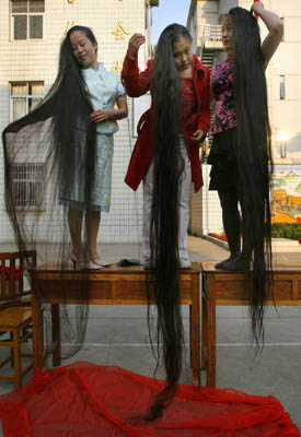 xin 59040417133761820561 Super Long Hair Popular in China? picture