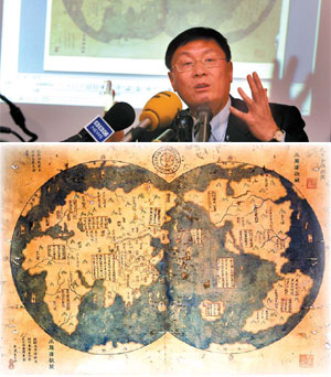 did the chinese discover america Every claim is expected to have evidence with which the claim-maker persuades people to believe his or her beliefs this also applies to the claim made by gavin menzies, the author of 1421: the year china discovered america, arguing in his book that zheng he's discovery of america precedes that of christopher columbus.
