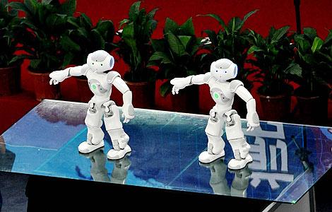 NE China to build robot industrial base - China