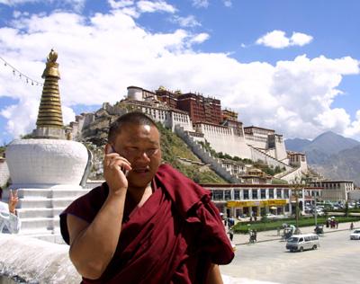 Sang Mu and Potala Palace