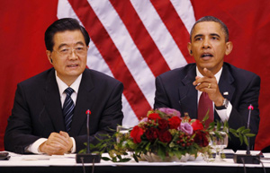 China, US reach $45 billion export deals