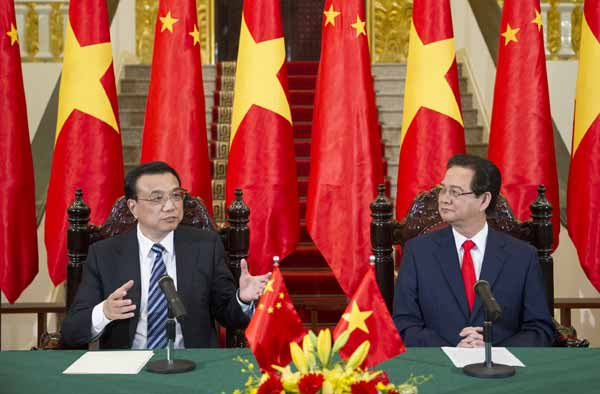 China-Vietnam relations witness substantial progress: Li[1 ...