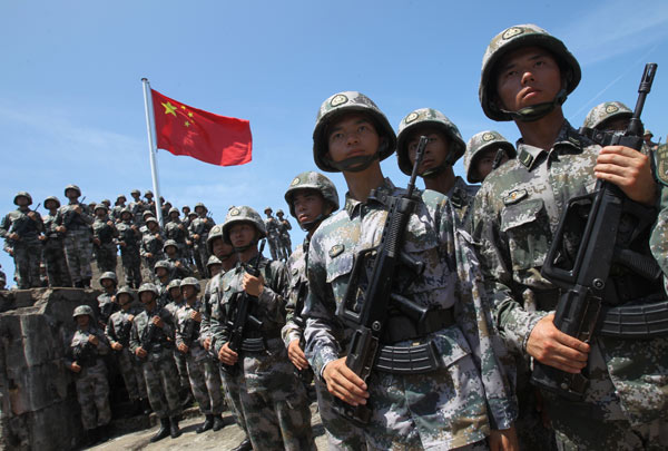 PLA gaining trust in HK