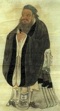 confucius family