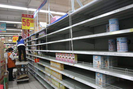 contaminated milk in china Chinese food safety officials have seized 64 tonnes of raw dairy materials contaminated with the toxic industrial this means traders may have bought tainted milk that should have been destroyed in 2008 with the tainted milk case in china court 28 november 2009 china.