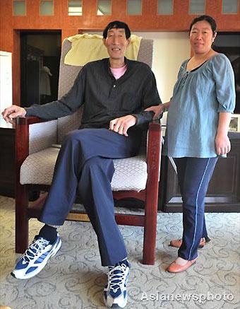 Worlds tallest man to become a father - auntynn - 远程英语空中学习