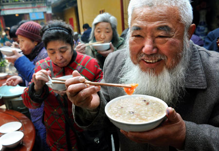 how to eat clean in china