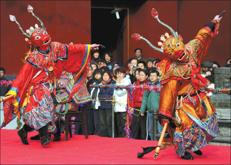 Buddhist New Year for the Tibetan New Year