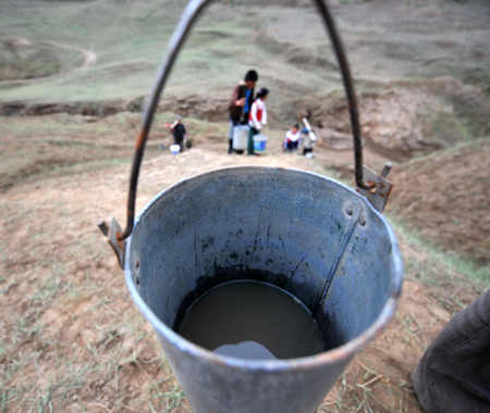 160,000 suffer water shortage after prolonged d