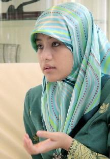 brunei girl photo