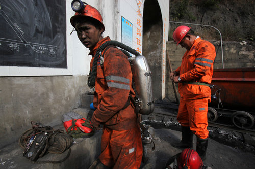 Death toll rises to 6 in Yunnan colliery gas blast