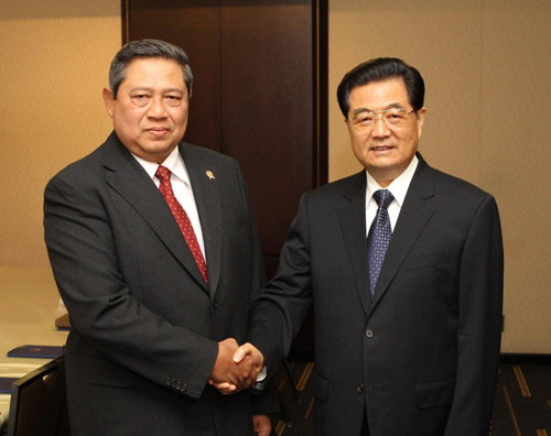 Hu: China to support ASEAN integration