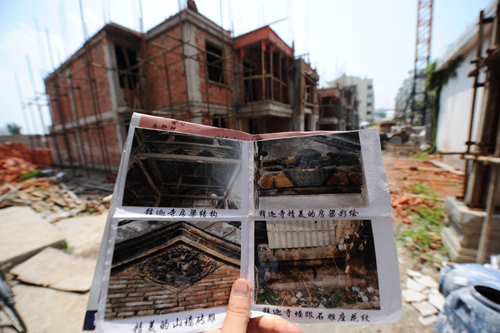 Property Development Risks : Property development puts heritage sites at risk