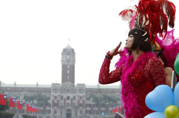 Taiwán homo