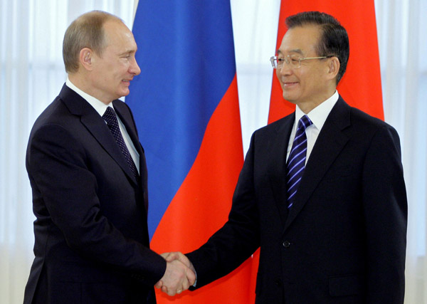 China, Russia quit dollar