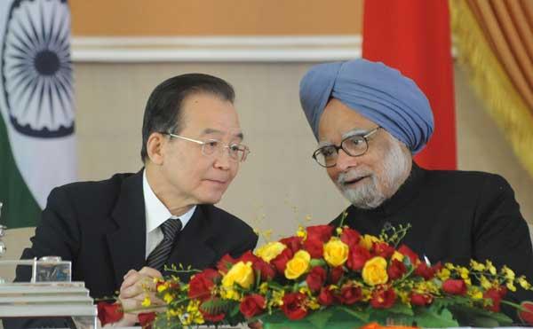 China-India trade target set at $100b