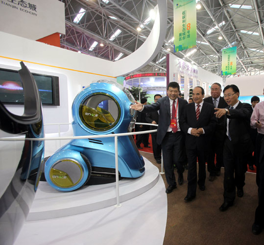 China to boost green investment