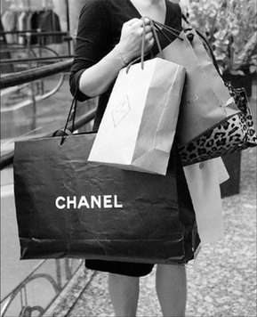 a87d2d214c39 The paper bags as well as paper boxes and ribbons featuring a wide rage of  luxury brands such as Hermes