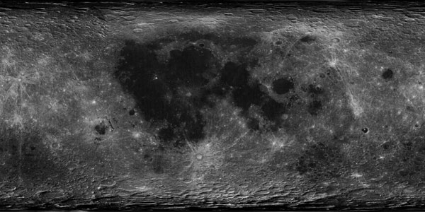 China publishes high-resolution full moon map|Society|chinadaily.com.cn