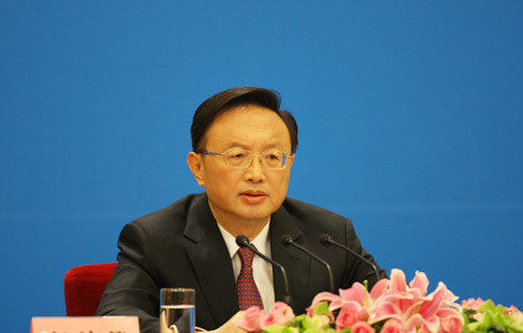 China to uphold peace, facilitate co-op