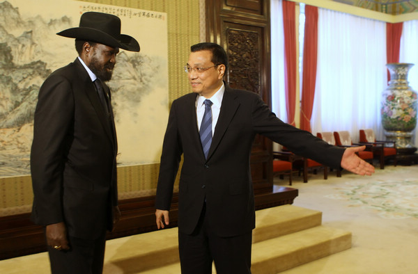 Li calls for investment in S Sudan