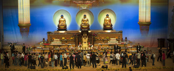 Third World Buddhist Forum closes in HK