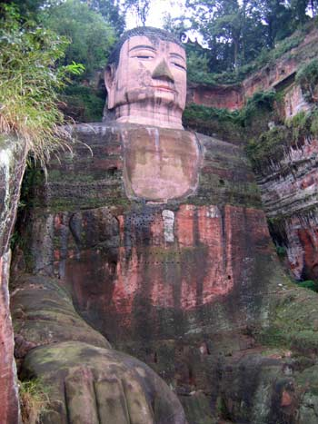 Leshan Grand Budha