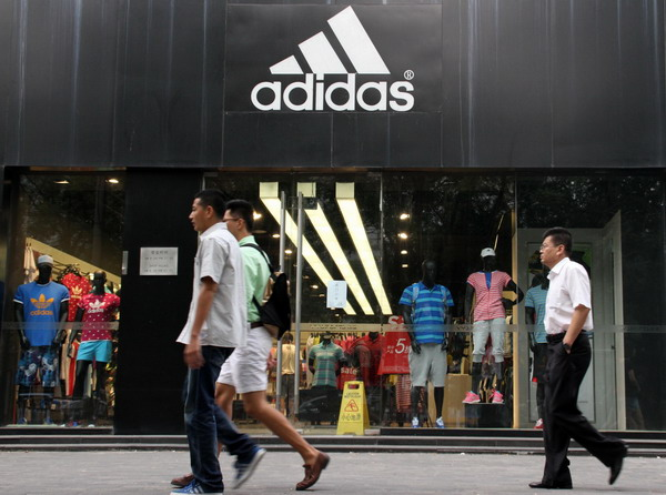 5be542a8e9a8 Adidas to close its only factory in China
