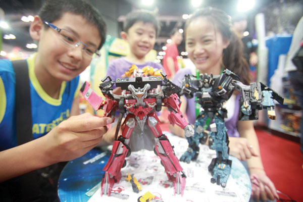 Global Firms Have Lots To Play For In China S Toy Market
