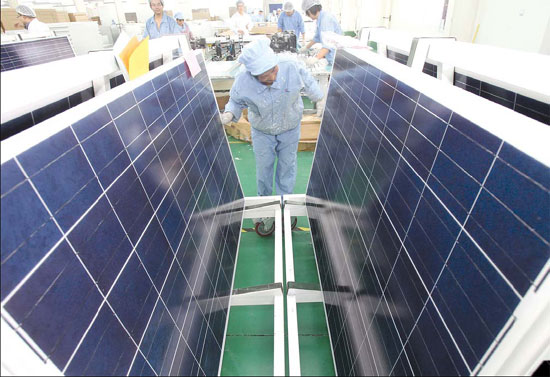 china photovoltaic industry the role of Transfer: the case of the chinese photovoltaic industry  the role of china in the  rapid development of the pv industry on a global scale.