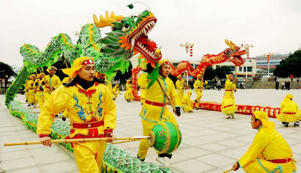 china promotes spring festival traditions by law