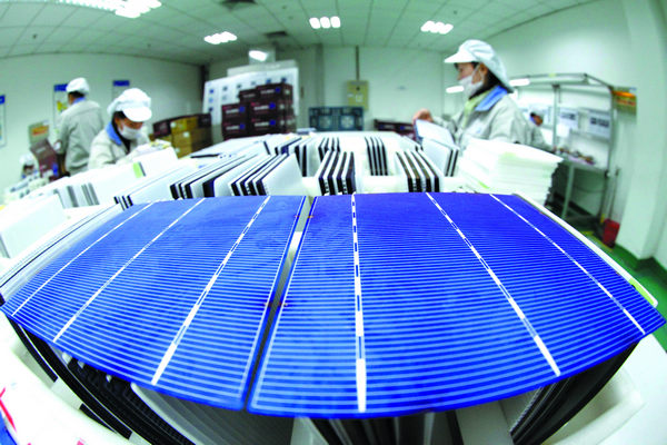 Eu to impose anti dumping tariffs on chinese solar panels essay
