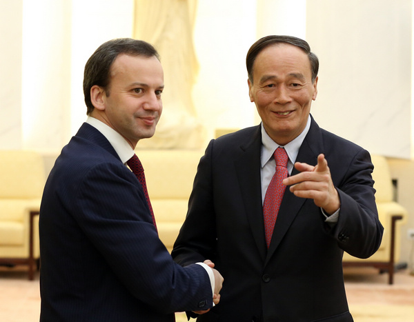 China, Russia ink major energy deal