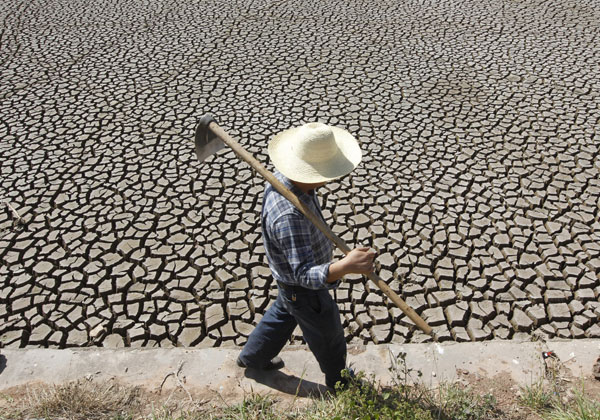 Droughts raise water supply concerns