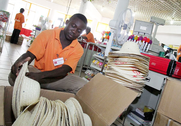 Trade continues rapid growth