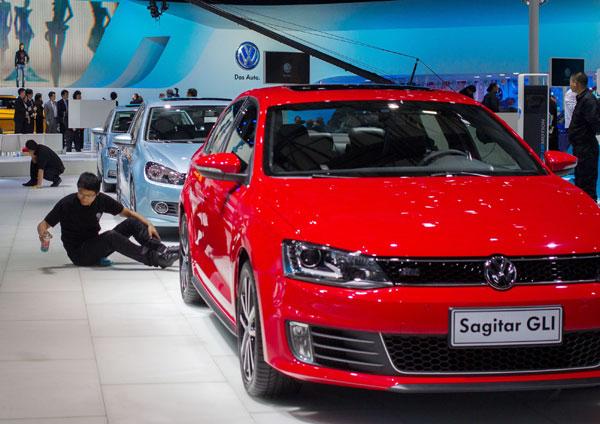 Volkswagen to open new plant