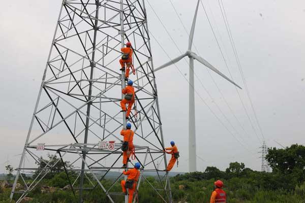 Spending surge for renewables