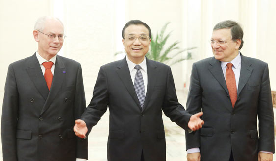 Li: China-Europe 2020 plan 'unprecedented'