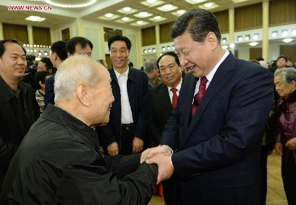 Top leaders extend spring festival greetings chinadaily top leaders extend spring festival greetings chinese m4hsunfo
