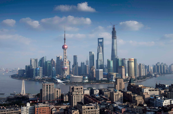 Shanghai Becomes Asia S Most Stylish City China