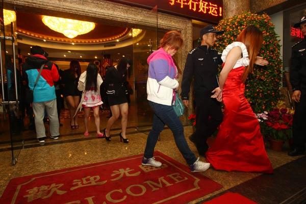 Call girl Dongguan