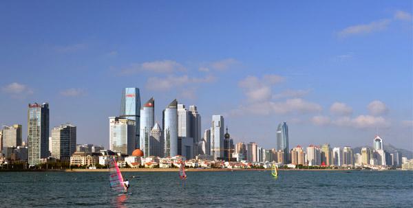 Qingdao receives OK for e-commerce program