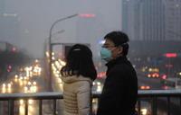 Xi underlines smog battle during Beijing tour