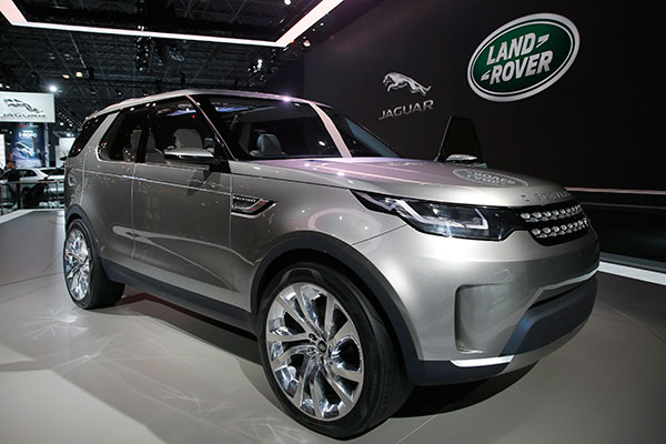Jaguar Land Rover To Recall Range Rovers In China Business