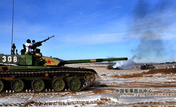 China allows private investment in army equipment