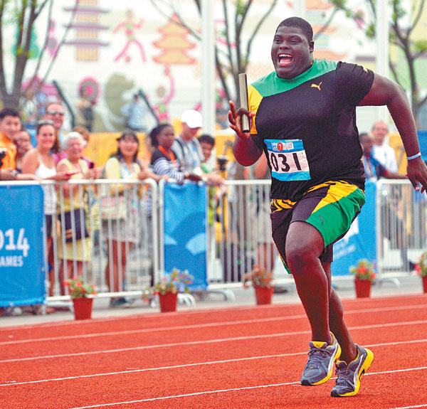 Children S Youth Sports: Youth Olympics Relay Provides The Perfect Mix Of Sports