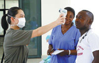 Ebola crisis highlights China's philanthropic shortfall