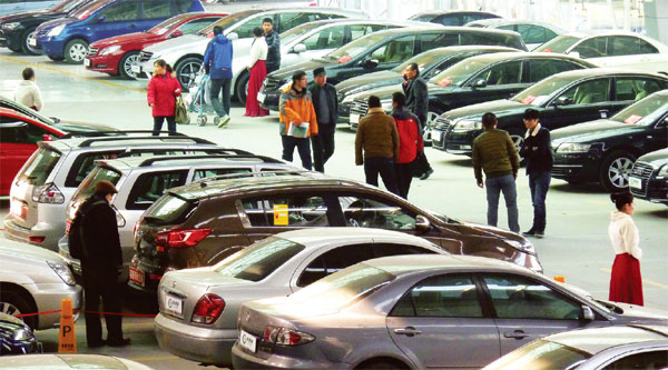 Chinese Drivers Favor Second Hand Vehicles